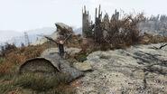FO76 Scythe Woman's Cabin (Scarecrow)