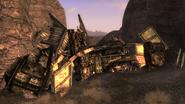 FNVLR Canyon wreckage 1