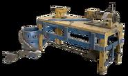 FO76 Верстак для брони «Волт-Тек»