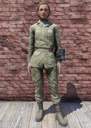 FO76 Army Fatigues