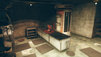FO76 Ella Ames bunker
