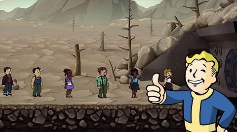 Fallout Shelter - Announcement Trailer-0
