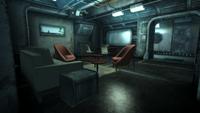 Fo3 Vault Living Room
