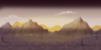 FoS Wasteland sunset sky