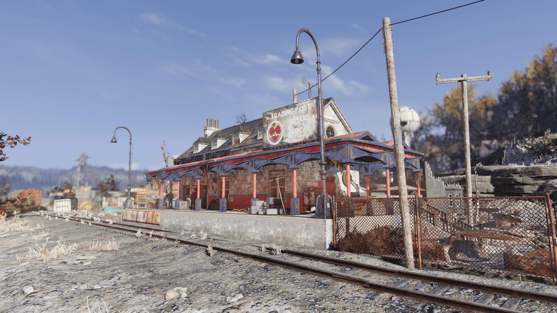 Grafton station