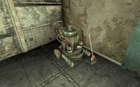 FNV McCarr floor cleaner thing