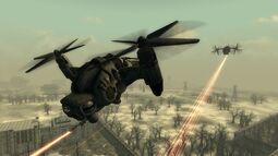 FO3BS Vertibirds laser attack.jpg