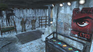 FO4 Forest Grove marsh (Gun Shop inside)