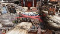 FO76 Top of the World (Mezzanine raiders corpse 1)