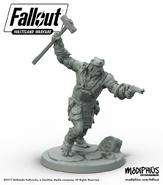 Fallout Wasteland Warfare mutant generic hammer