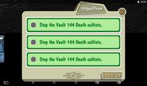 Operation Sandman Objectives