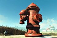 FO4NW Largest hydrant close up