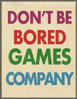 FO4 Don't Be Bored Games Company logo.png