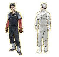 FO76WL character concept art 05