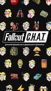 Fallout C.H.A.T. pantalla principal