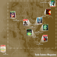 Fo4 map tesla