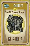 FoS T-60d Power Armor
