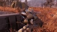 Survey Camp Alpha Brotherhood Corpse