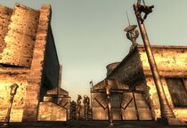 Chryslus Building Raider controlled Enclave camp