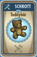 FOS Karte - Teddybär
