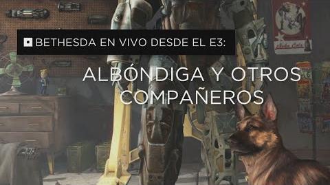 Fallout 4 – Albóndiga y otros compañeros