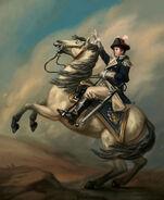 Fo4 Todd Howard as Napoleon
