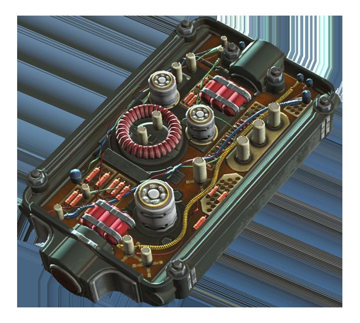 Recall keycard circuit board