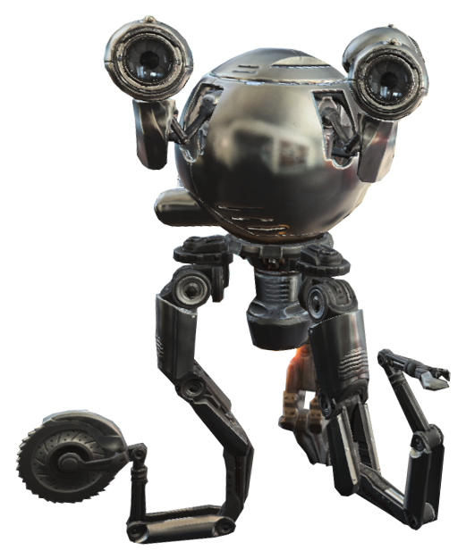 Mister Handy (Fallout 76)