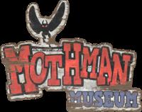 FO76 Mothman Museum entryway sign 18