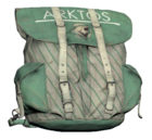 FO76WA Arktos Pharma backpack