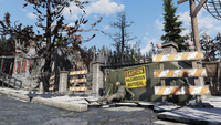 FO76 Huntsvl sign