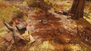 FO76 Overseer's camp (Nuclear Winter)