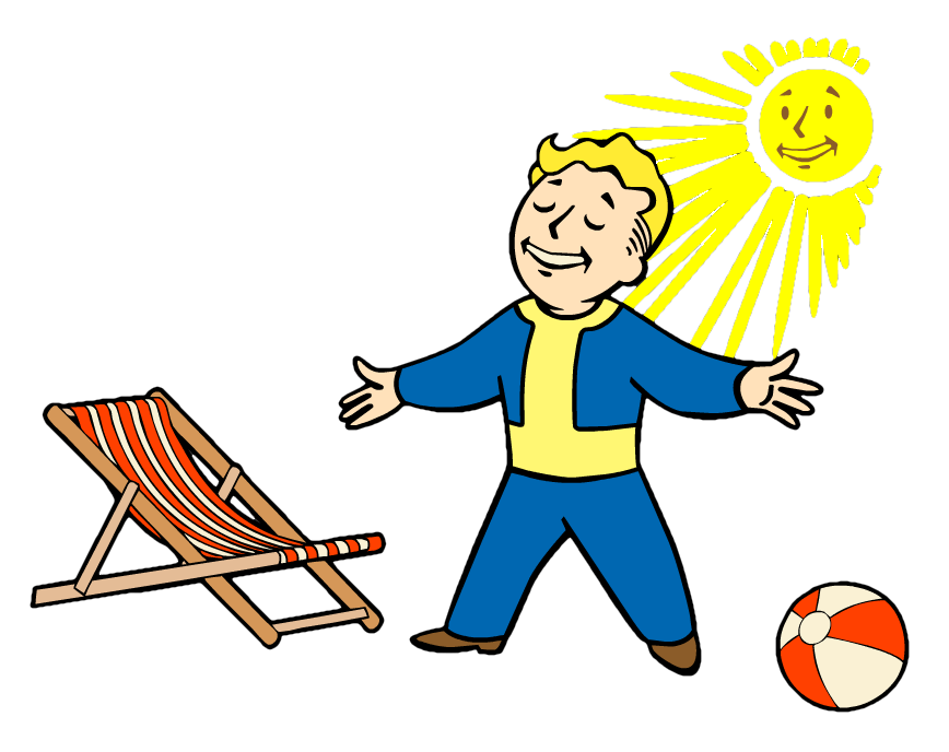 Солнечная батарейка (Fallout 76)