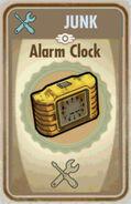 FoS Alarm clock Card