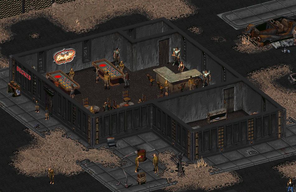 Casino Games Fallout 2