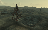 FO3 Big town Red Rocket
