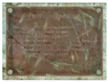 Boston landmark inscriptions