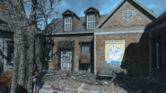 FO4 Cottage south door
