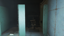 FO4 Fort Strong water