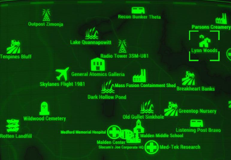 Lynn Woods Fallout Wiki Fandom