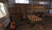 FO76 Flatwoods lookout (cabin nearby)