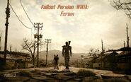 Fallout wiki forum