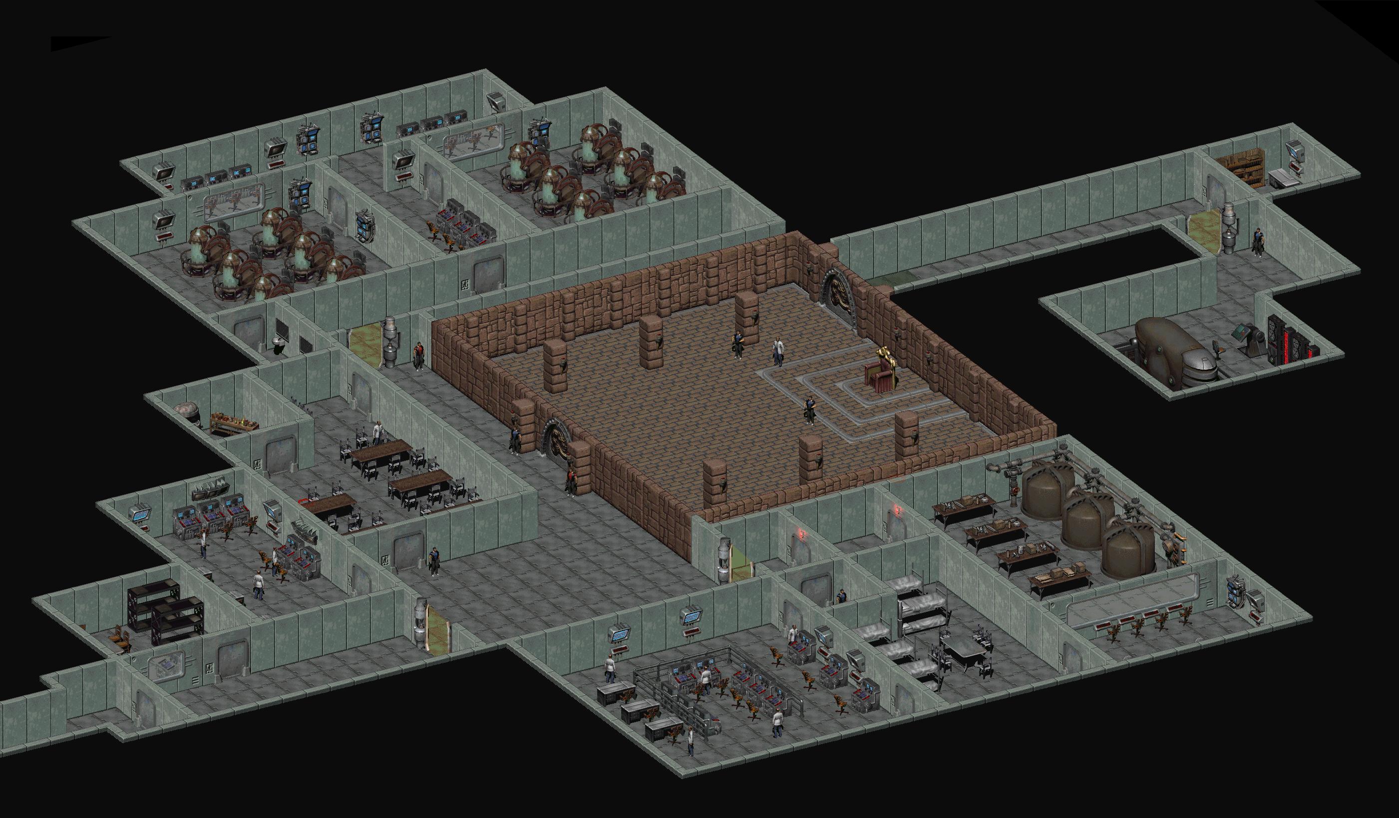 Steel Palace