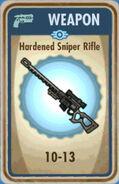 FoS Hardened Sniper Rifle Card