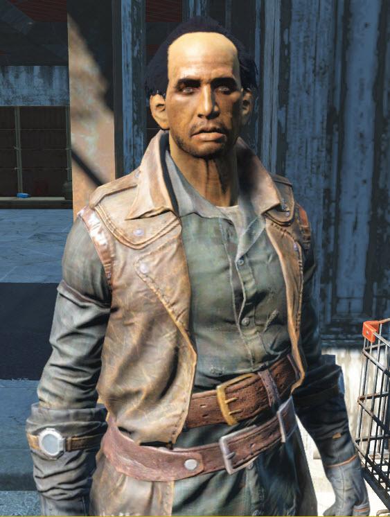 Scavenger (Fallout 4)