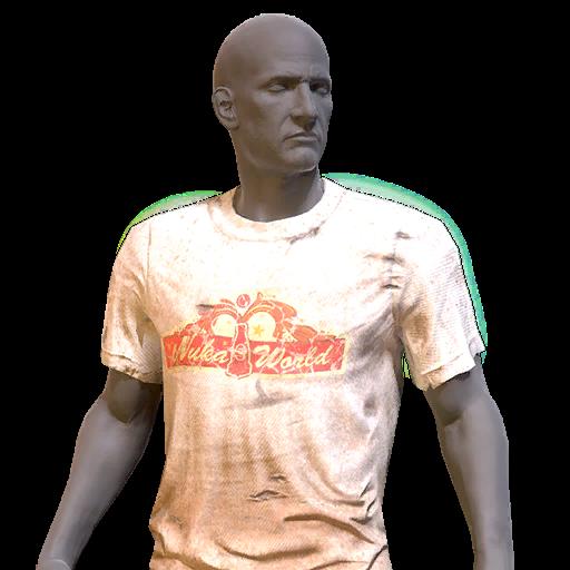 Nuka-World geyser shirt & jeans (Fallout 76)