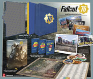 Fo76 Prima Official Platinum Edition Guide