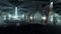Alien captive recording logs holding cells 1