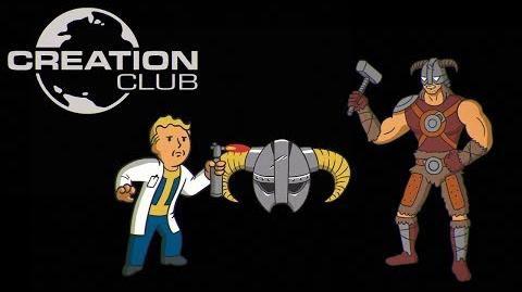 Creation Club for Fallout 4 & Skyrim Special Edition