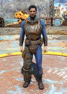 Devastator armor